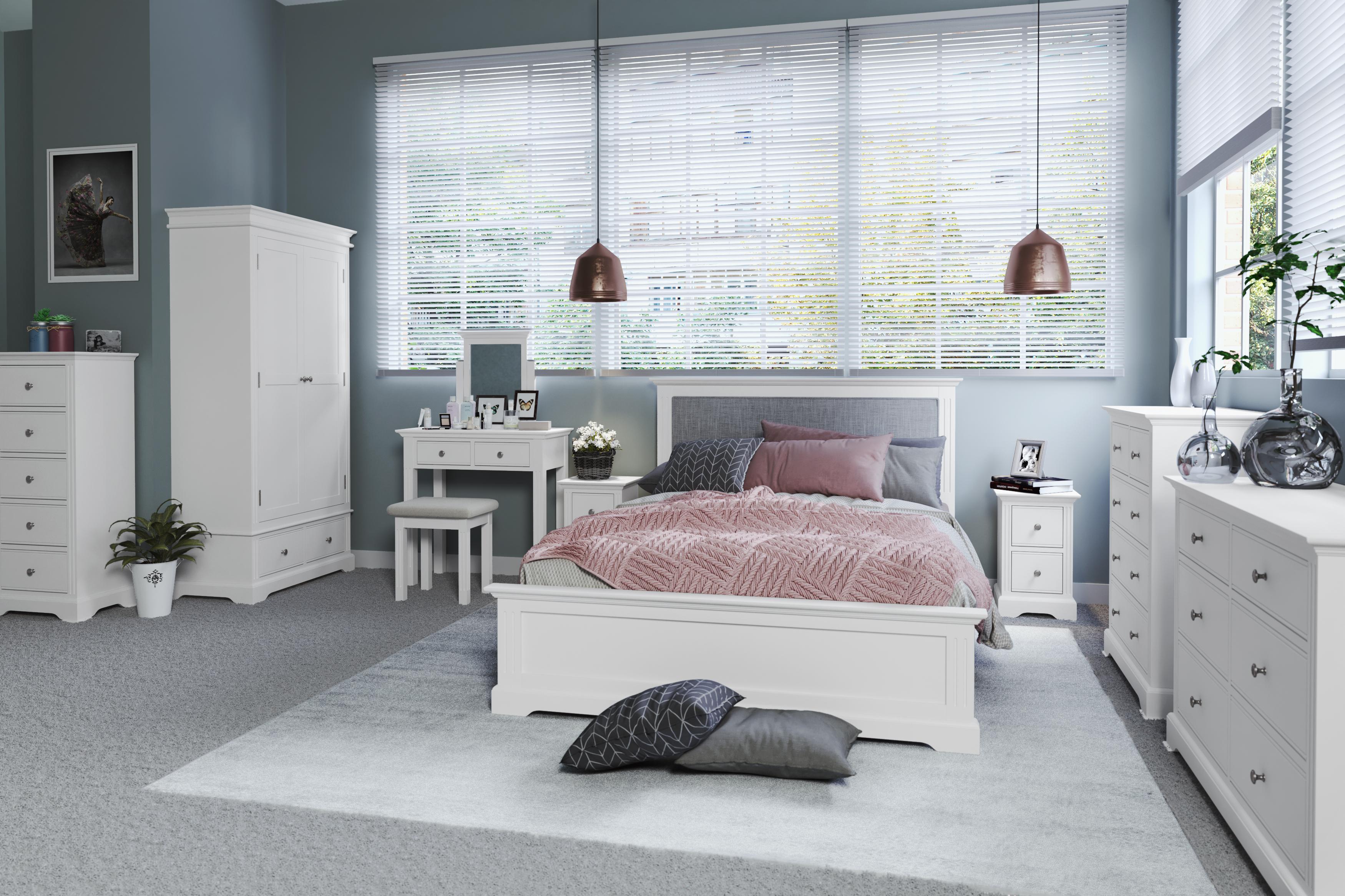 BP Bedroom White