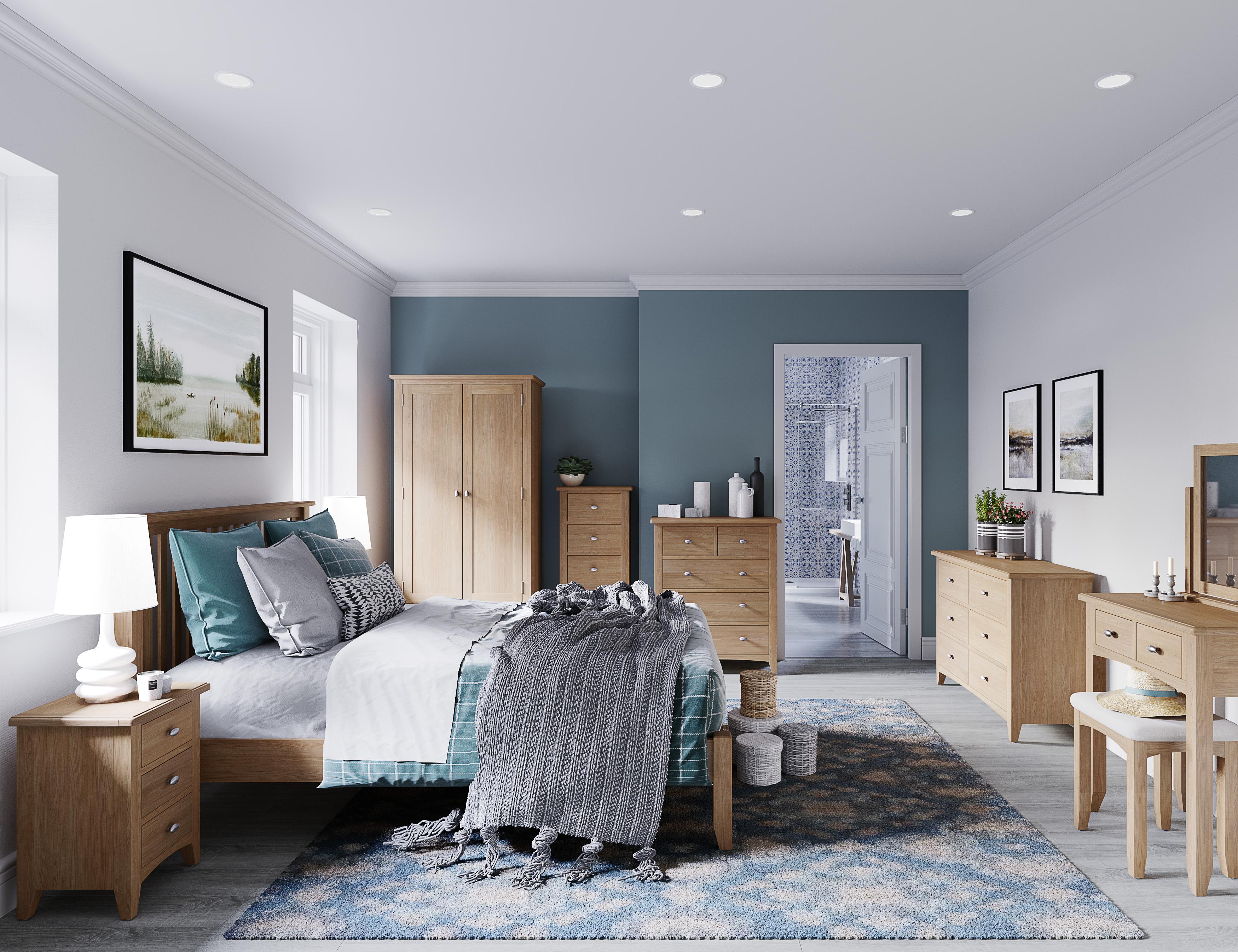 Goathland Bedroom